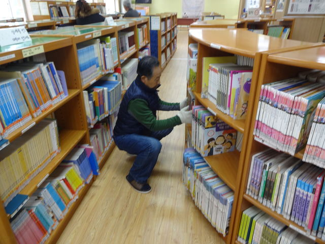 도서관사서도우미