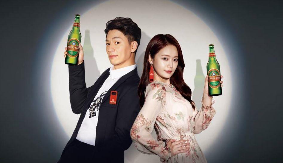 칭따오맥주 Casting. 정상훈, 전소민 Date. 2018.06
