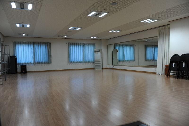 댄스연습실