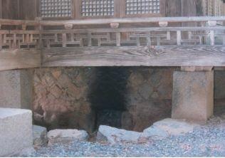 [사진5-27] 활래정 굴뚝