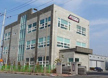 전북 김제시에 위치한 코리아터빈 HQ