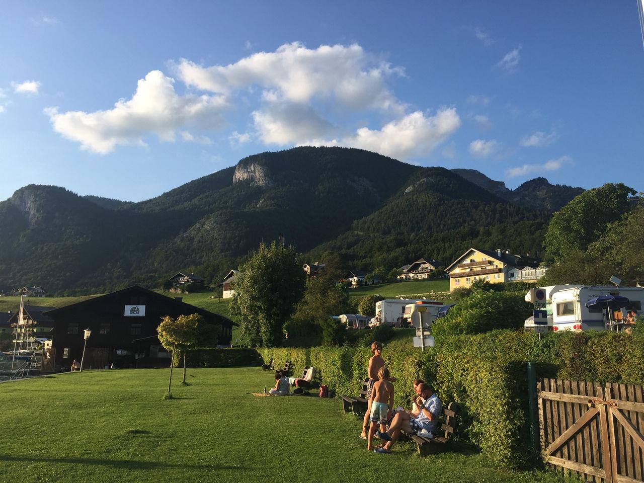 슬로페니아의 피란,<br>오스트리아의 잘츠캄머굿.<br>휴양이란 이런 것이다.<br>유럽의 휴양지란 바로 이런 곳이다.