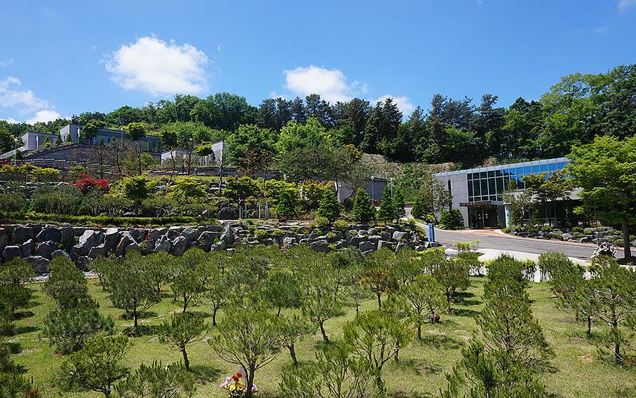 연천 수목장