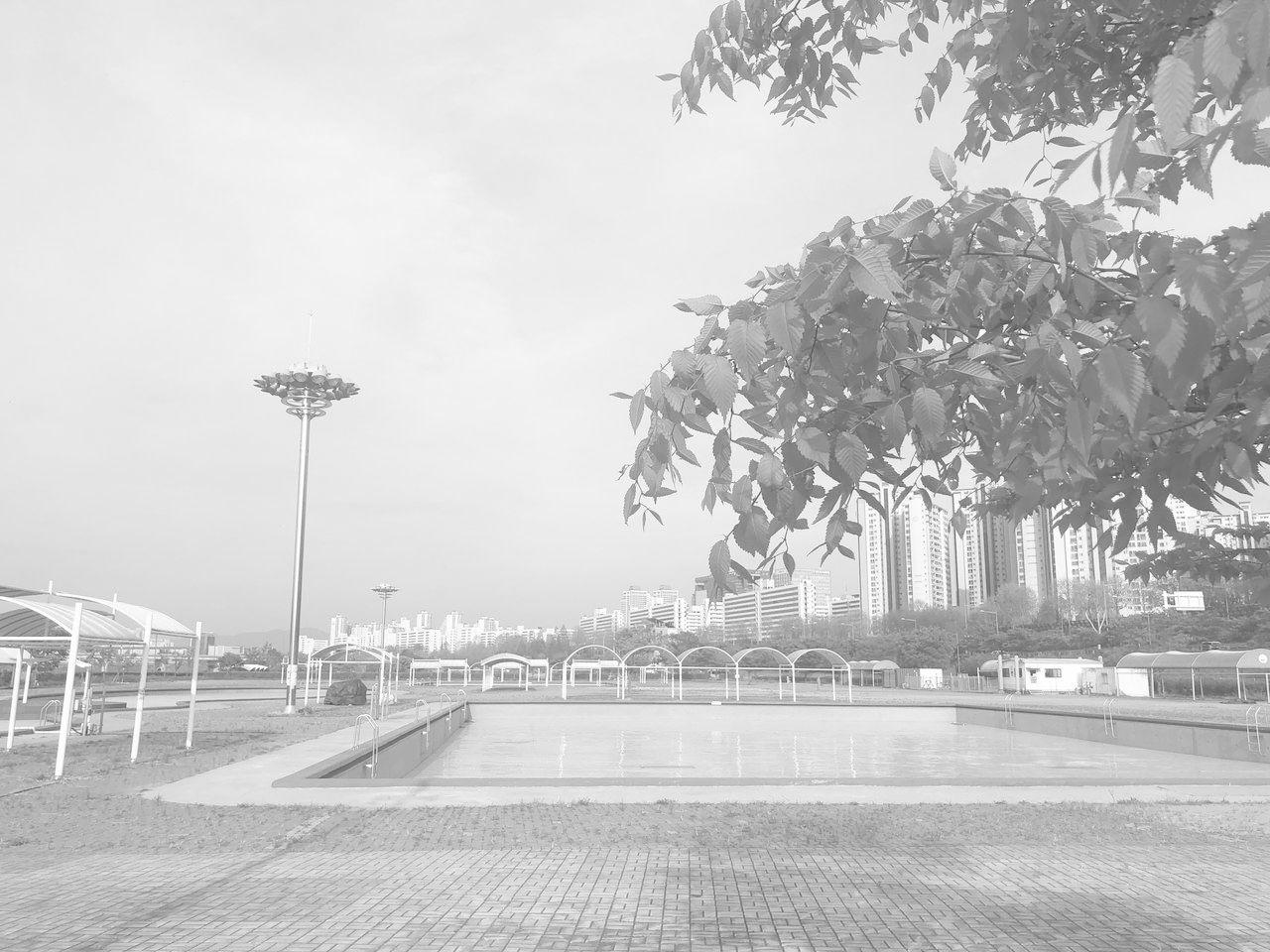 서울시 한강사업본부_잠실한강공원 수영장