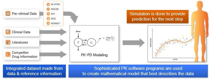 그림1. General Workflow of Modeling & Simulation