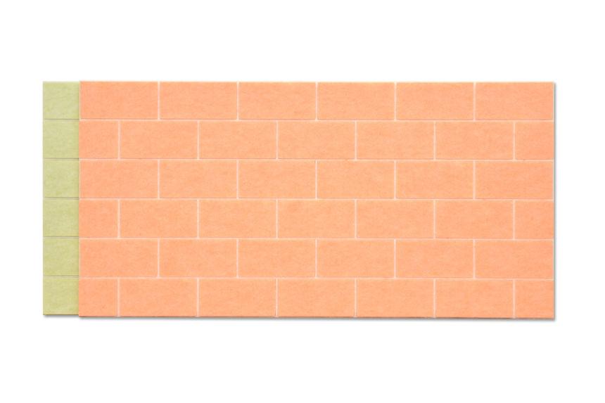 늘푸른 데코보드 벽돌 25T 600x1200 mm