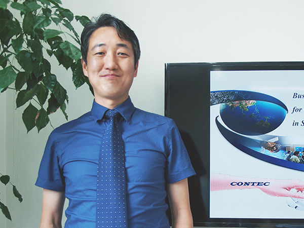 </br></br></br></br></br><strong>Minpyo Jeon</strong></br>Head ofGround System Integration Group</br>mpjeon@contec.kr