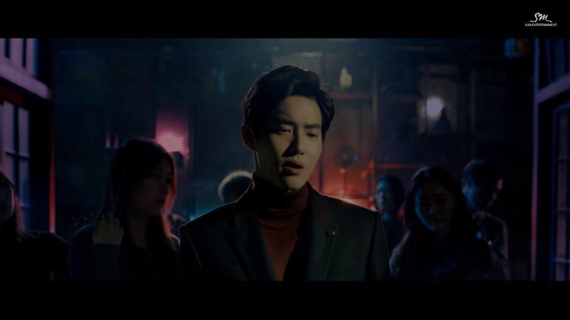 EXO 수호 '커튼' MV Casting. 출연진 Date. 2017.02