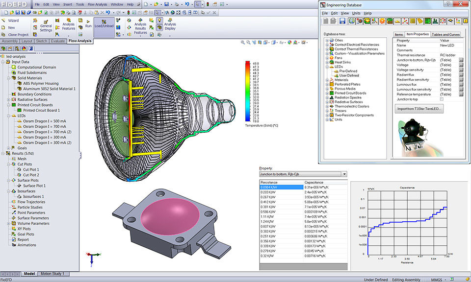 FloEFD for Solidworks