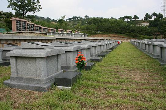 4위 가족 봉안묘
