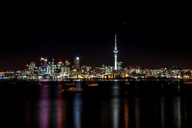 New Zealand (뉴질랜드)