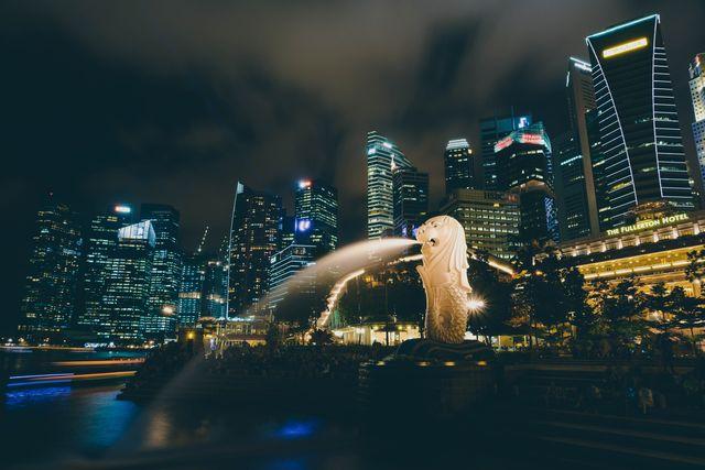 Singapore (싱가포르)