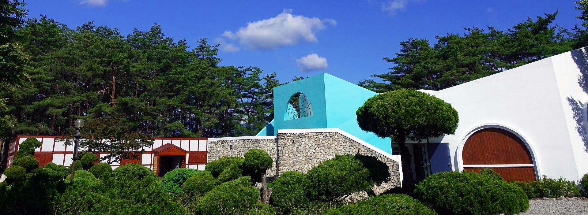 강릉선교장 전통가구박물관 전경