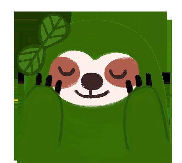 나무늘보 레이지