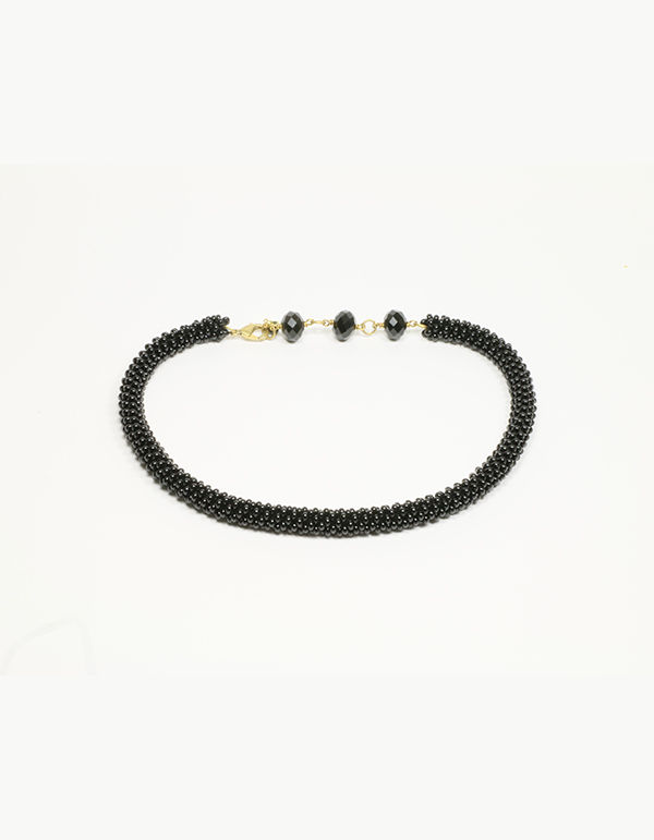 <strong>Emilie Roche 비즈니팅 싱글 네크리스</strong><br>130,900원