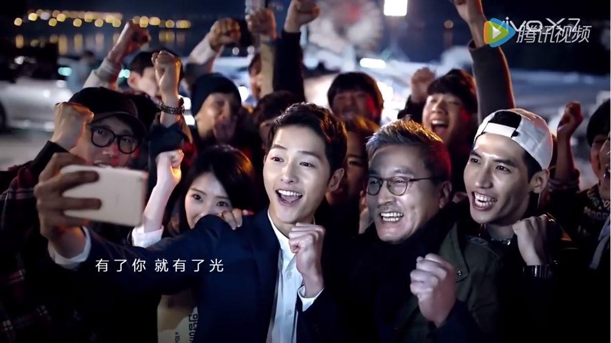 중국 VIVO 스마트폰 Casting. 출연진 Date. 2016.05
