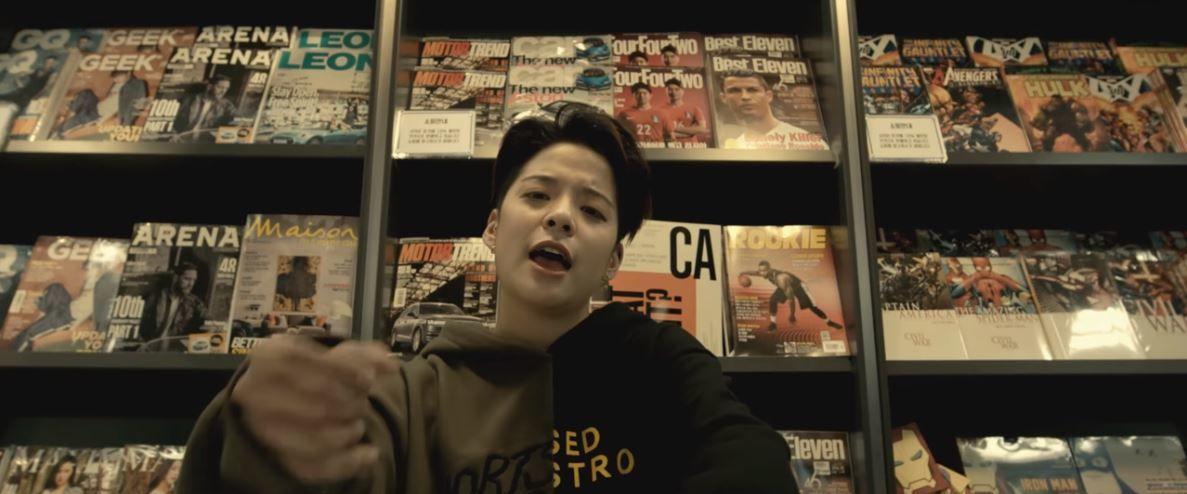 SM  STATION 엠버,루나 'Wave' MV Casting. 출연진 Date. 2016.05
