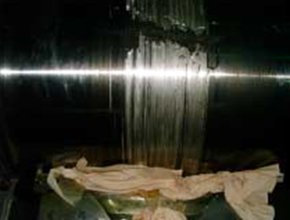 Shaft surface(Alloying)