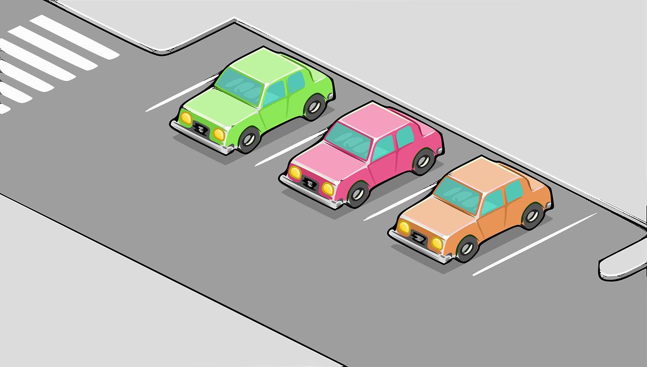 펜션 앞 공용주차장을 이용하세요!