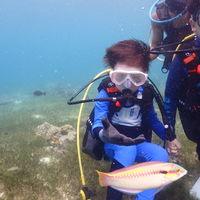 신비로운 물속에서~물고기랑 놀기