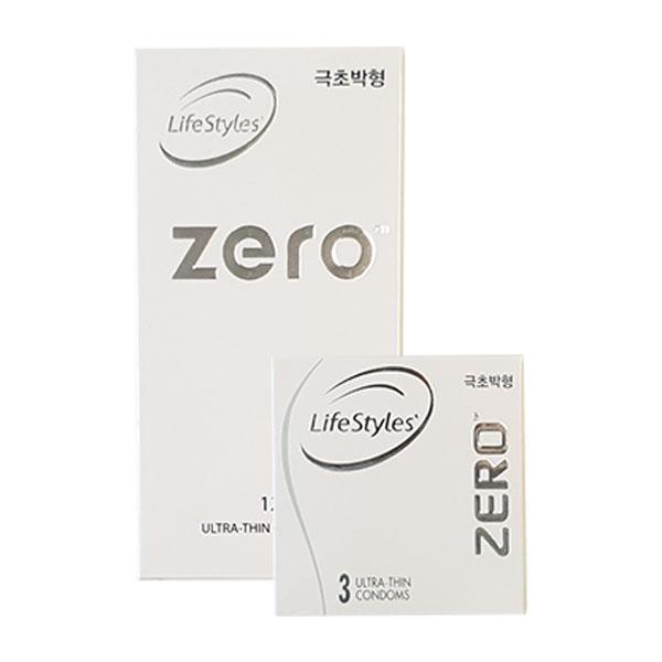 LifeStyles ZERO 콘돔