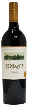 2016 McManis, Merlot