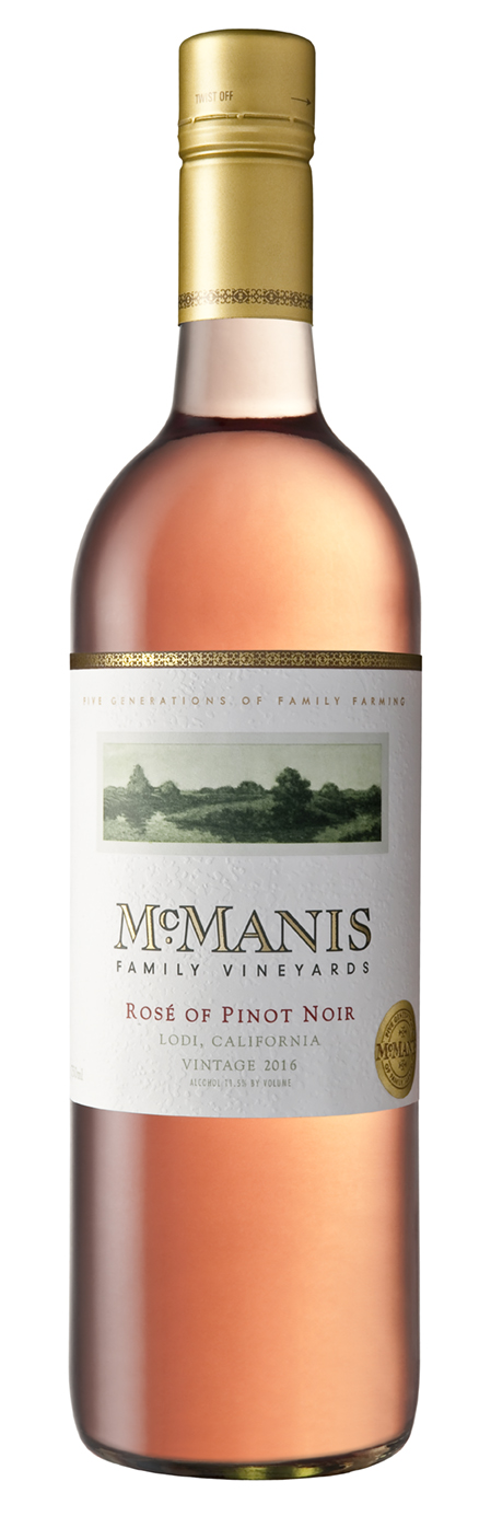 2017 McManis, Rose of Pinot Noir