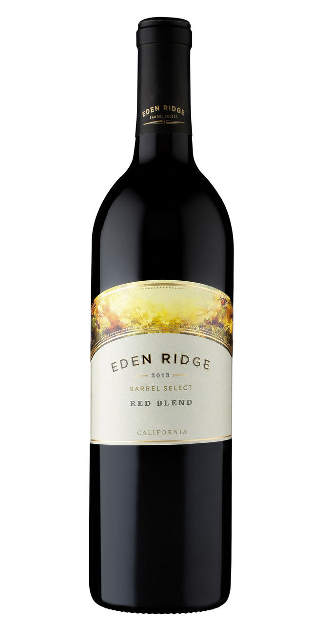 2014 Eden Ridge, Barrel Select Red Blend