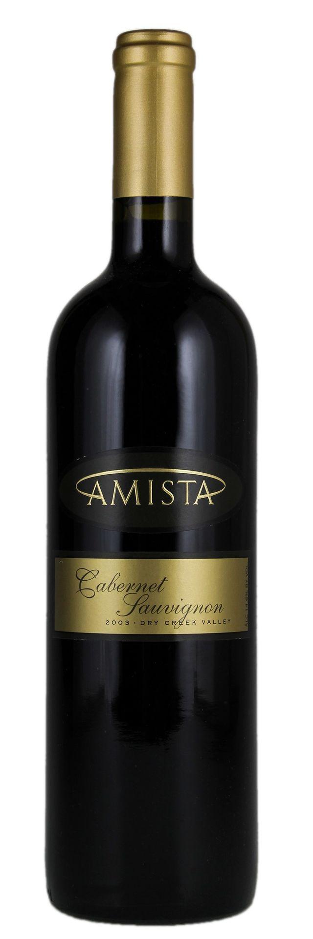 2012 Amista, Cabernet Sauvignon