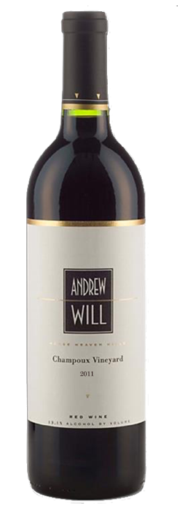 2013 Andrew Will, Champoux Vineyard