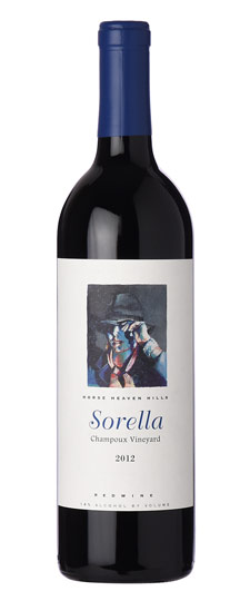 2013 Andrew Will, Sorella, Champoux Vineyard