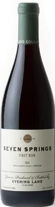2015 Evening Land, Pinot Noir Seven Springs Vineyard