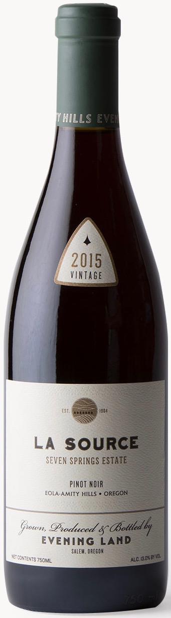 2015 Evening Land, Pinot Noir 'La Souce'