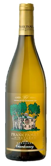 2016 Frank Family, Chardonnay, Los Carneros