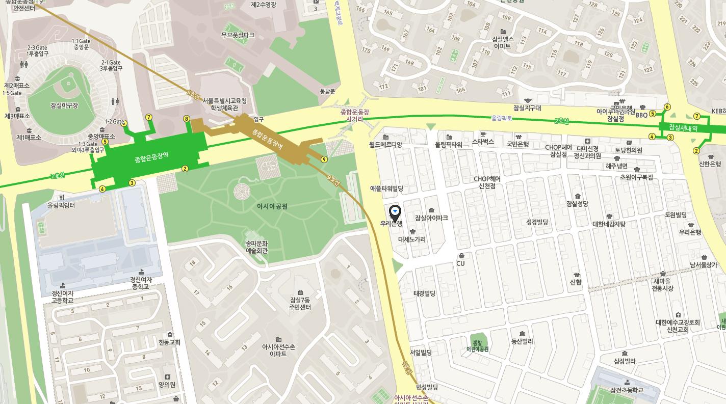 서울특별시 송파구 백제고분로 75(잠실동, 올림피아빌딩) 712호