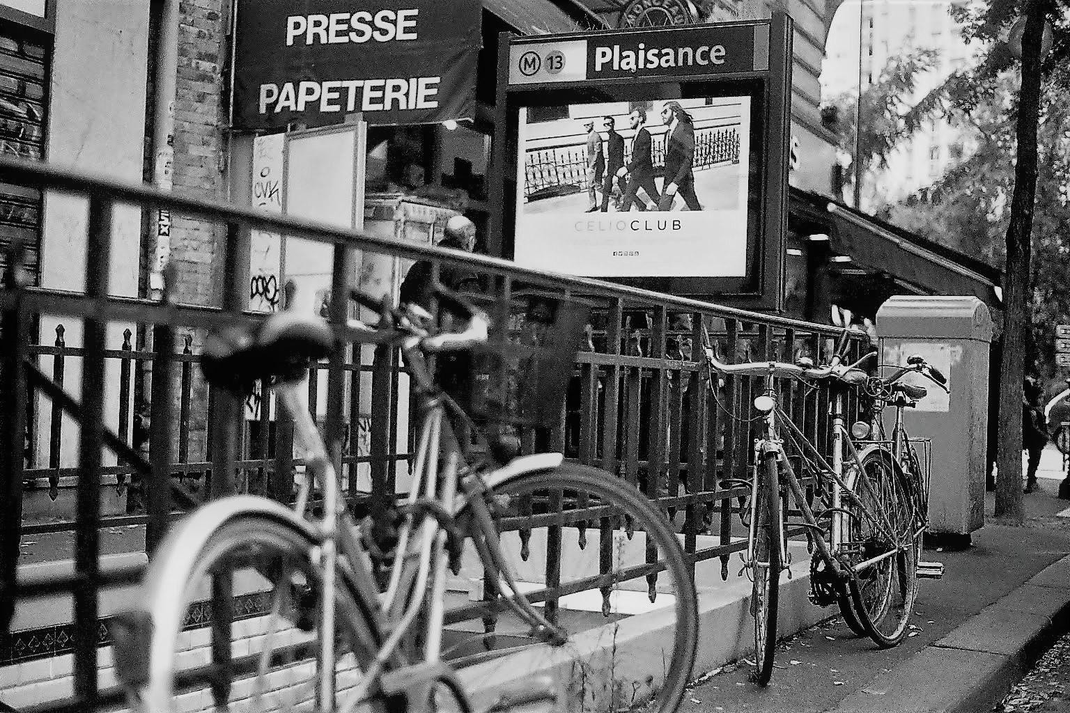 Rue d'Alésia