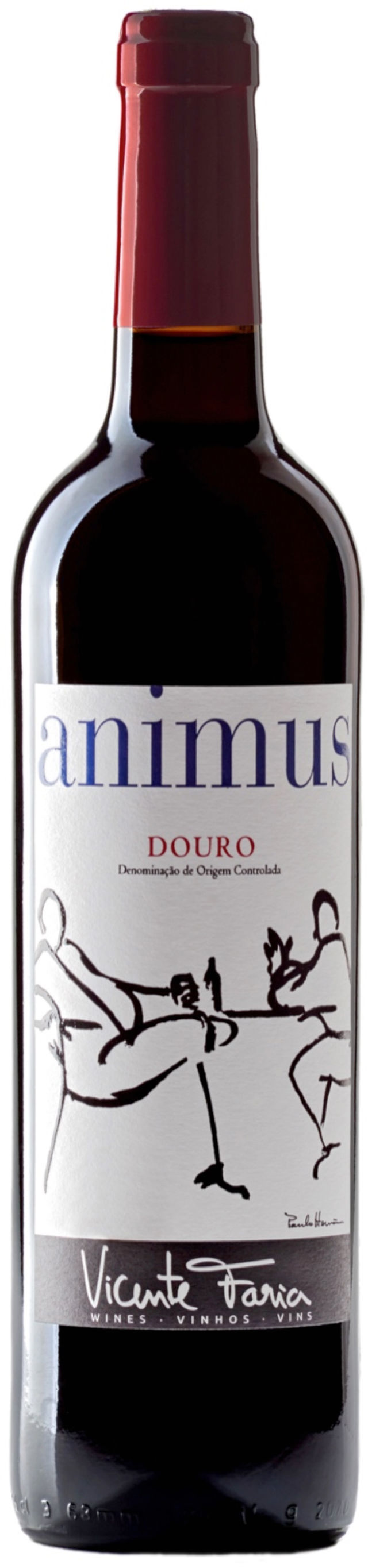 2017 Animus Douro Red Wine