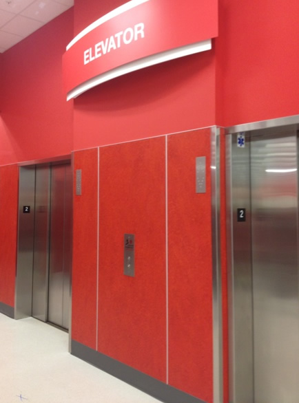 고속 엘리베이터