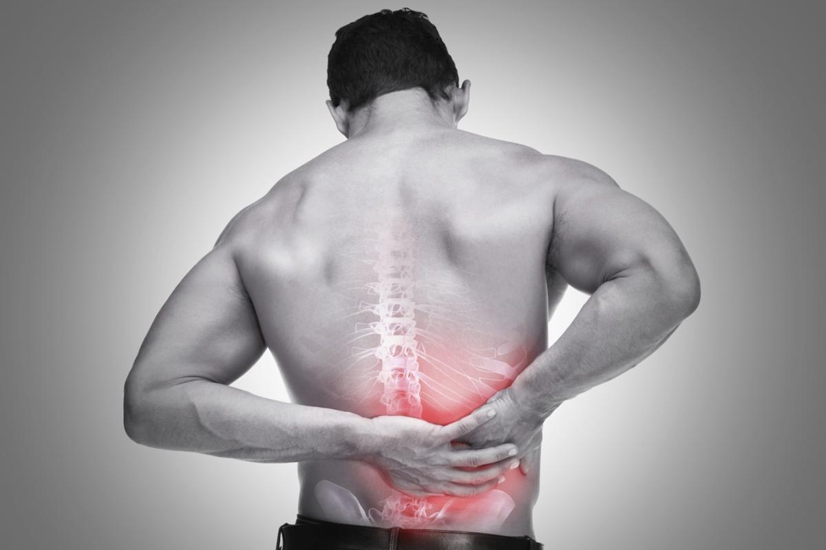 허리 통증, 디스크, 협착증