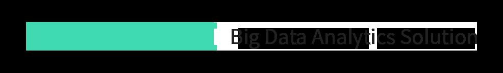 Big Data Analytics Solution