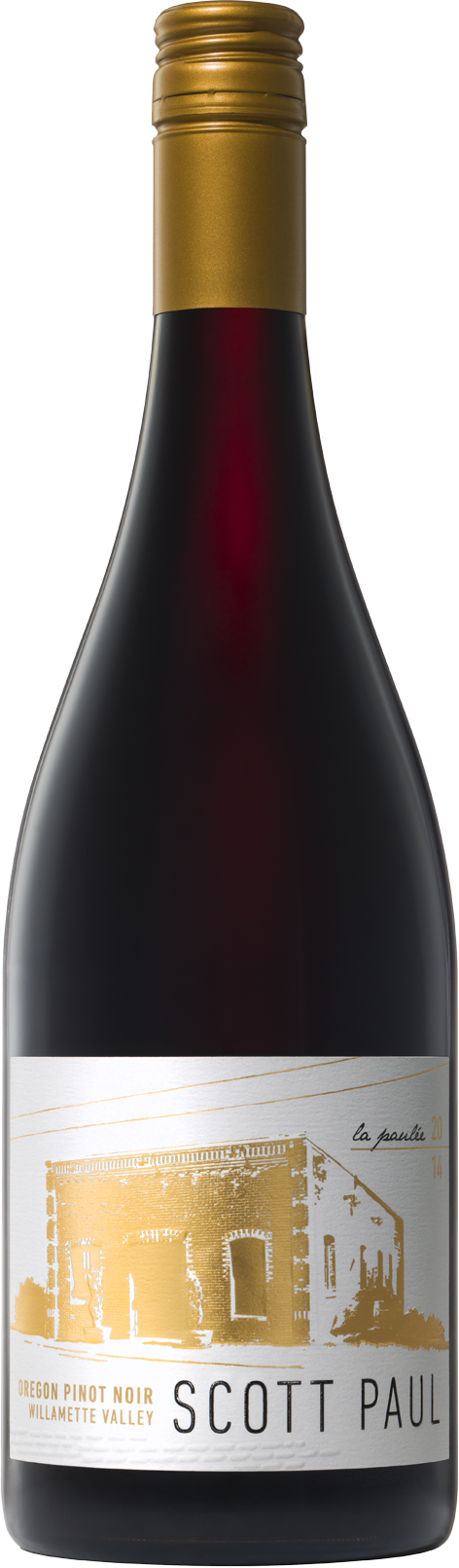 2014 Scott Paul - La Paulee Pinot Noir