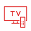 "<span style=""font-size:16px"">TV</span>"