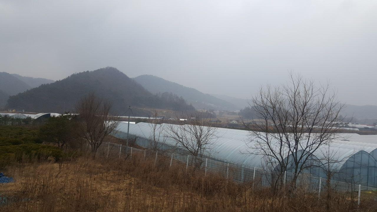 산들누리 유기농 농장