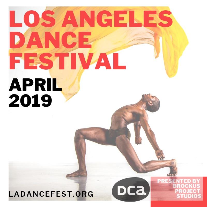 미국 로스앤젤레스 댄스페스티벌