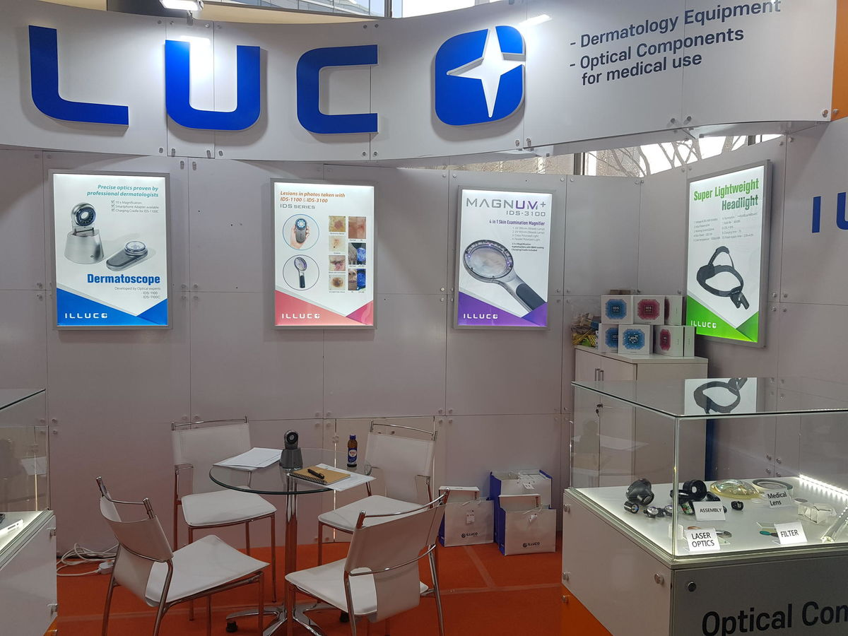 Review of KIMES 2019 (3/14-17) in South Korea : ILLUCO