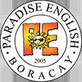 보라카이 파라다이스 잉글리쉬