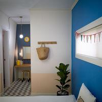 침실과 파우더룸