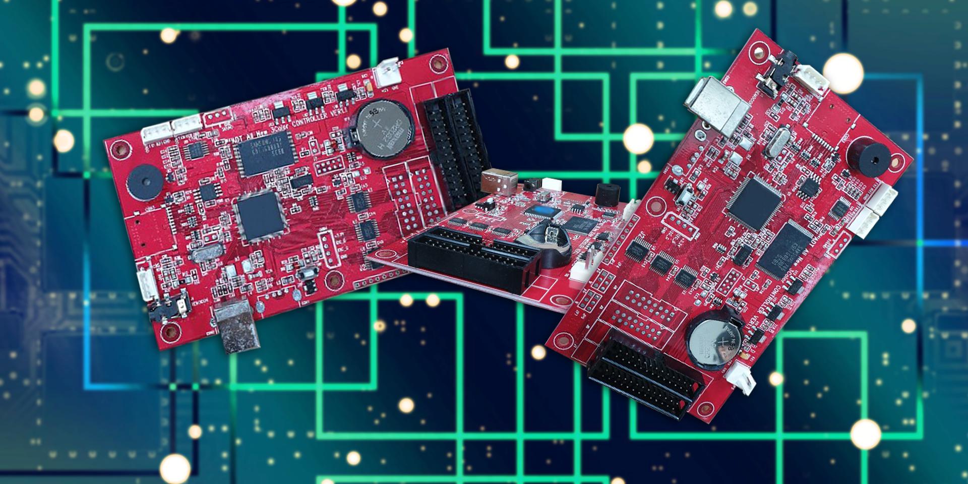 애드트로닉에서 직접 연구하여 개발한 Main Controller 끝없는 연구와 개발로 현재도 업데이트가 진행되고있습니다.