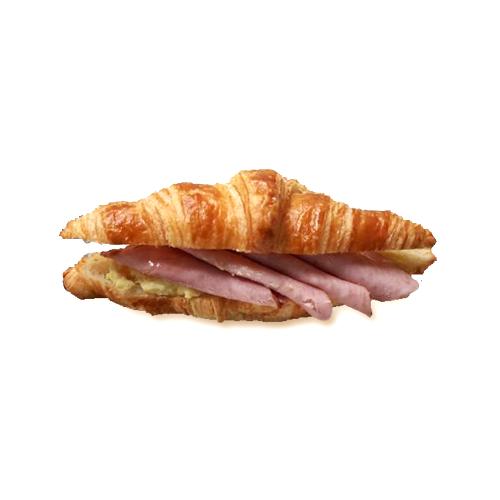 샌드위치-햄&에그