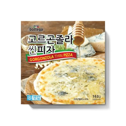 고르곤졸라 씬 피자